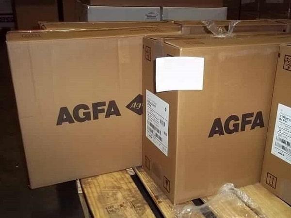 рентгеновская плёнка agfa d7 - склад