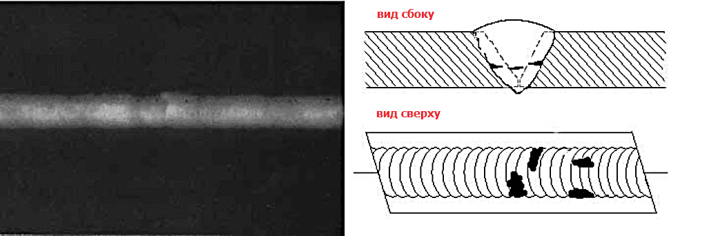 сварные швы рентген