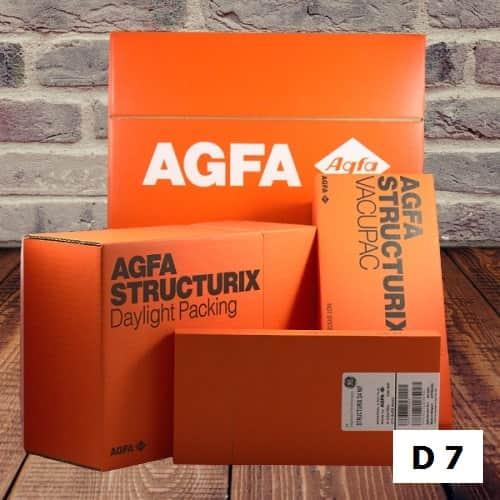 Купить пленку Agfa D7