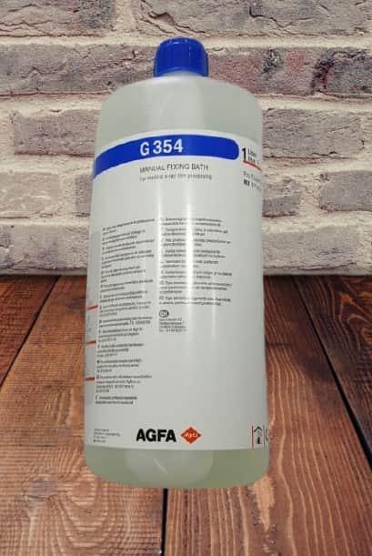 фиксаж для ручной обработки agfa g354 купить