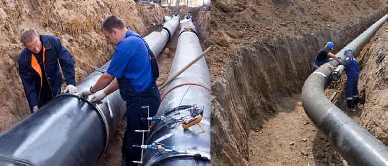 Методы неразрушающего контроля трубопроводов