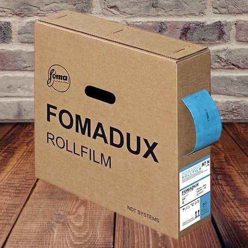 Рентгеновская плёнка FOMA INDUX R2